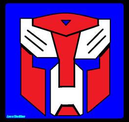 Transformers symbol 1 by Lovetheblue
