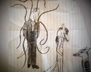 Anthro Creepypasta by Lovetheblue