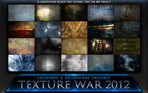 Texture War 2012 by JesseLax