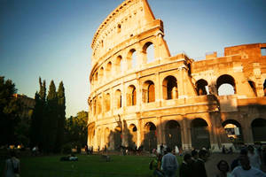 Rome by valdho