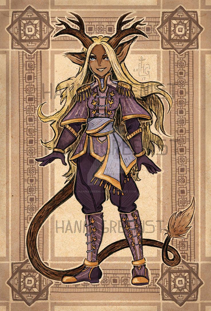 Purple uniform - OPEN by HannaGreenList