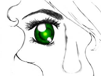 Irish Eye by Shaun-shau
