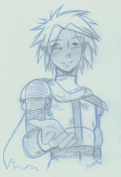 Adindaer Sketch