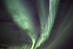 Aurora Borealis by Lilleninja
