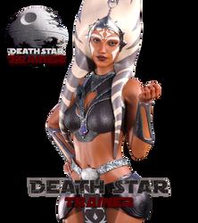 Ahsoka Tano Sexy Slave - Star Wars 3D Model