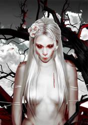 forgotten dryad by NekroXIII
