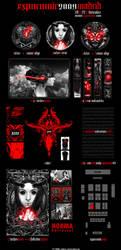 13inches EXPOCOMIC 2009 by NekroXIII