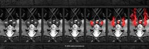 birdcage mask concept