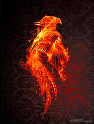 Phoenix by NekroXIII