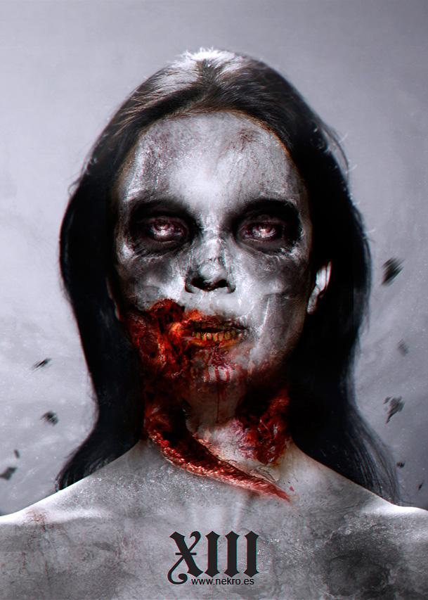 Zombie by NekroXIII