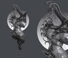 The Requiem -Harp series- by NekroXIII