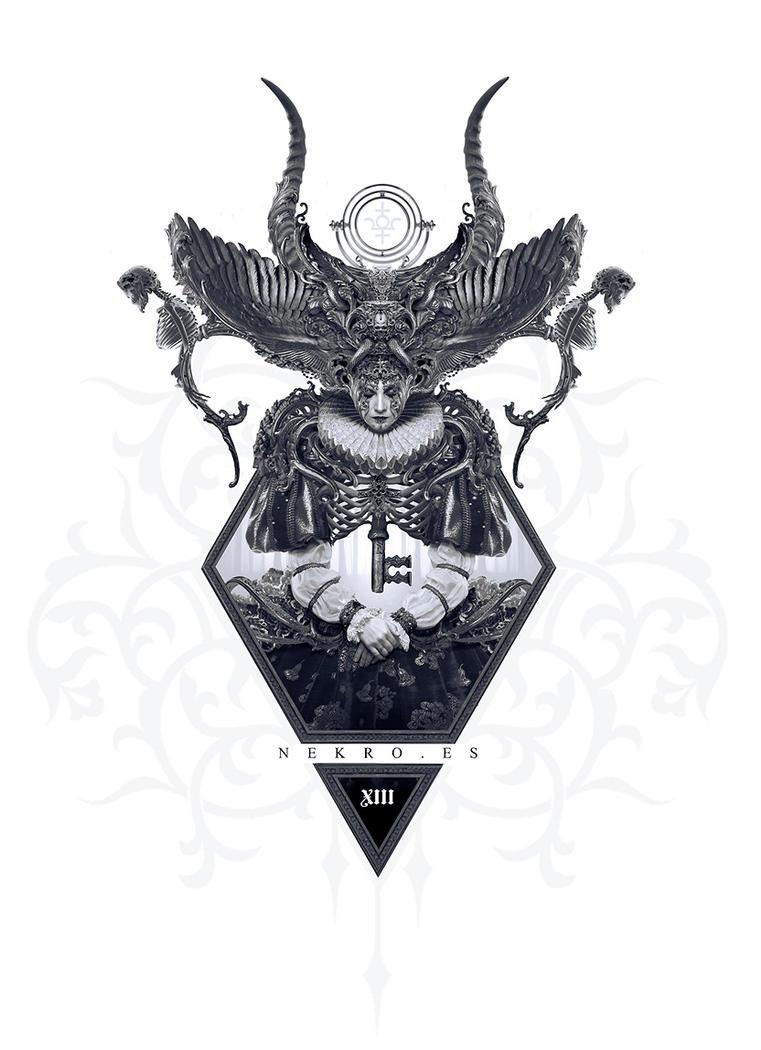 Mercury by NekroXIII