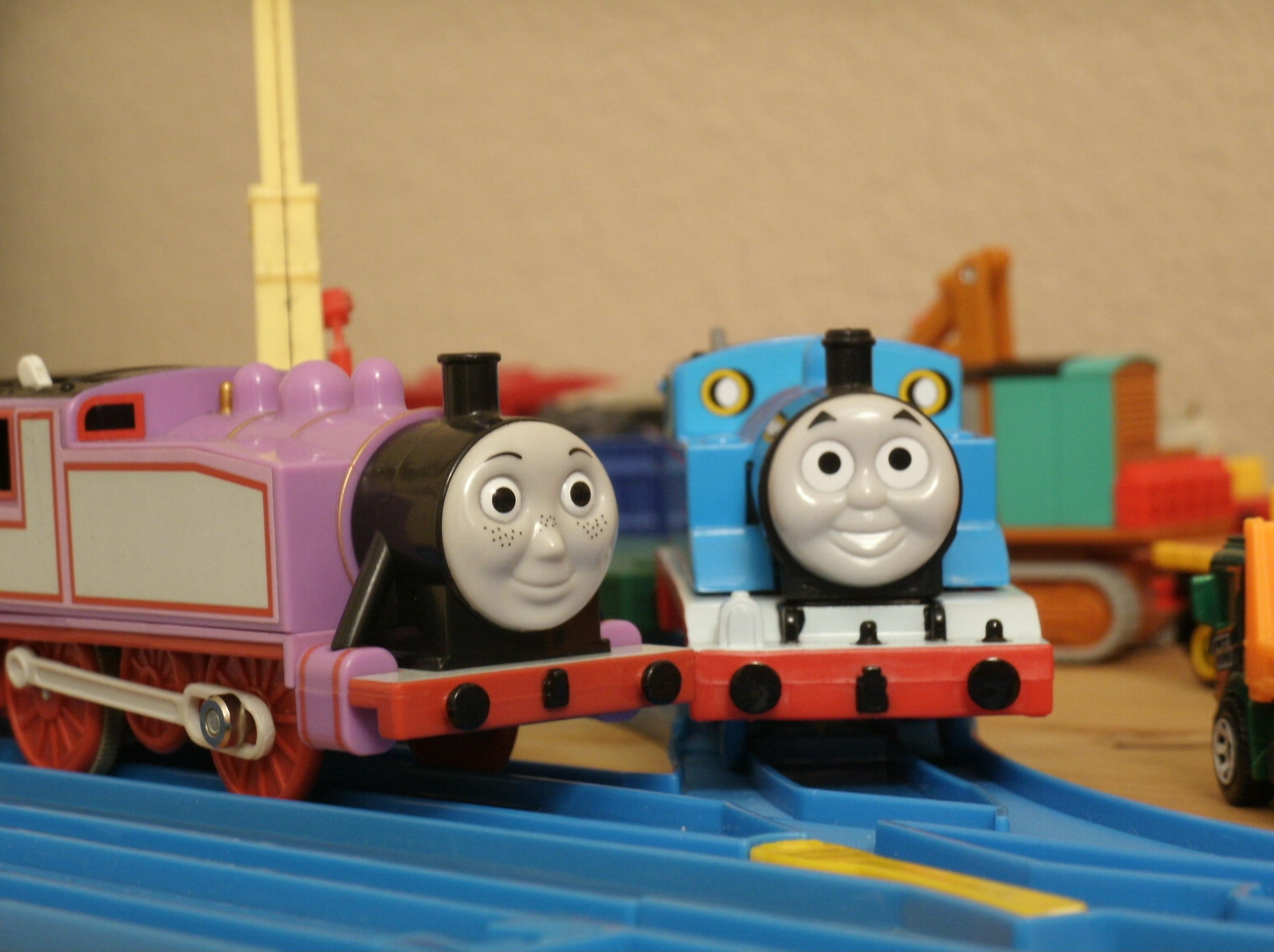 100+ Thomas And Rosie – yasminroohi