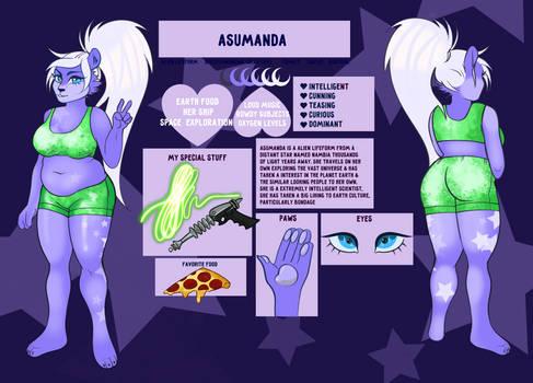 Asumanda Reference Sheet