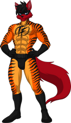 The Hero! Tiger Fox!