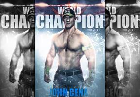 16 Time World Champion John Cena