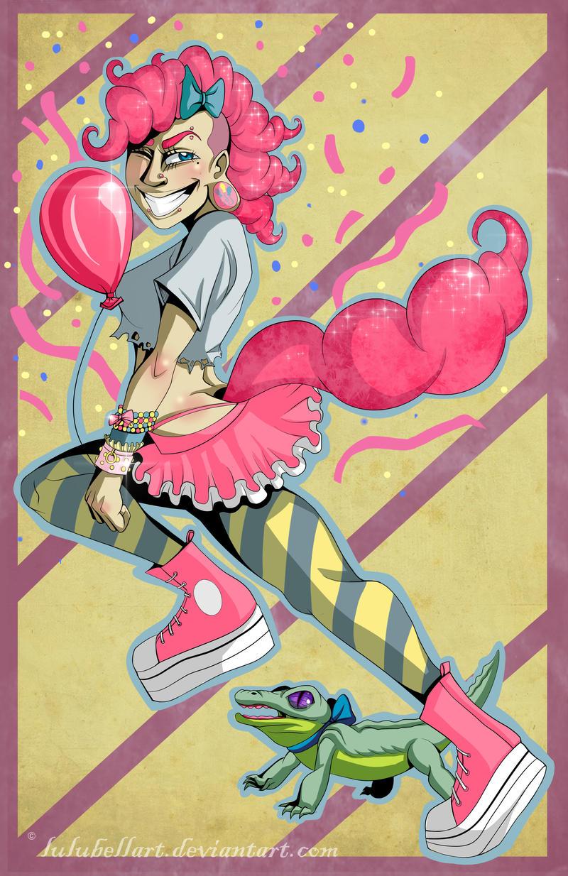 Punky Pinkie by DollsDevils