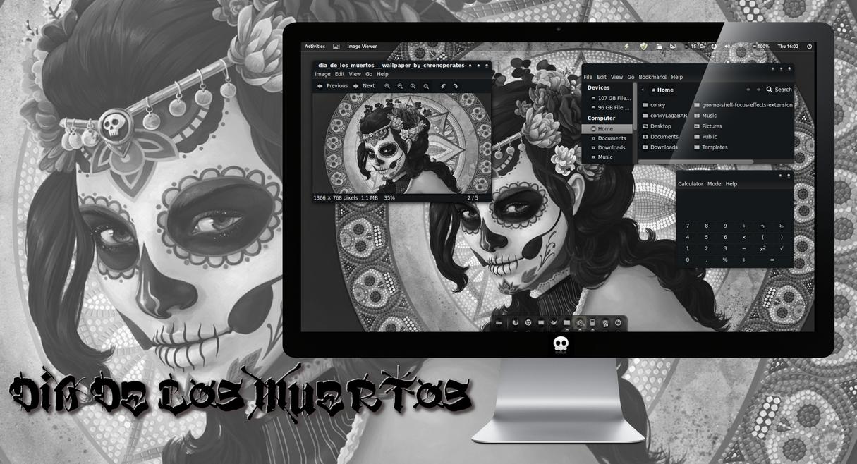 Dia de los Muertos by miguelsanchez666