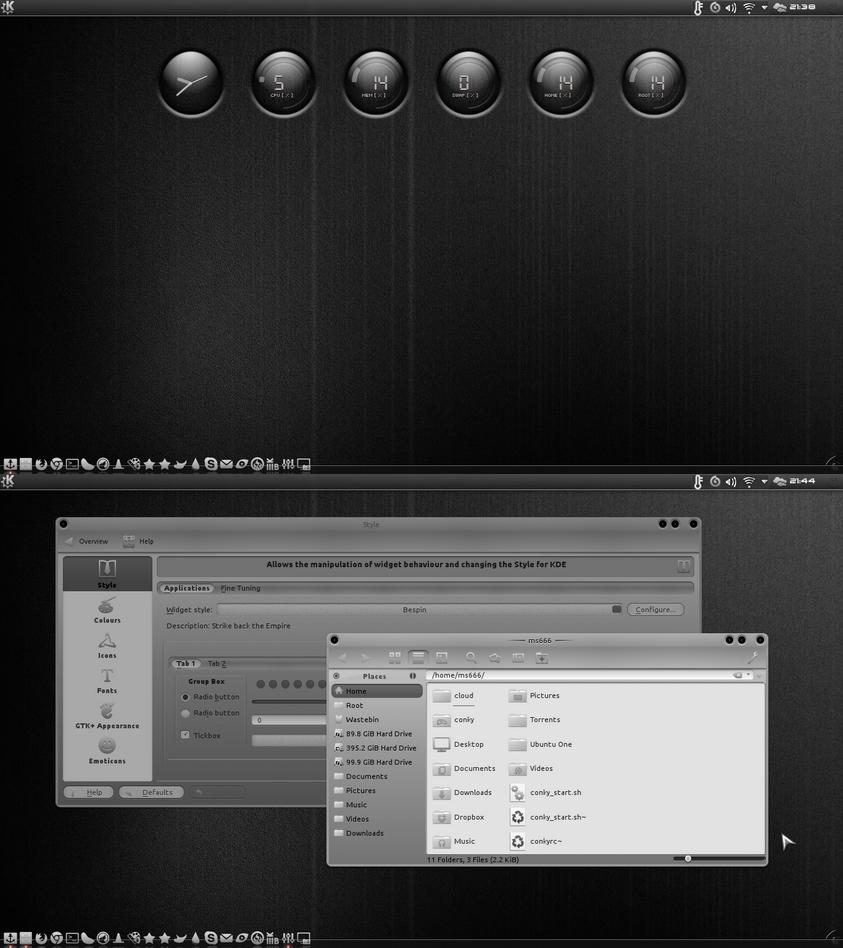 Gray KDE by miguelsanchez666