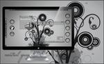 Neutral Gray KDE