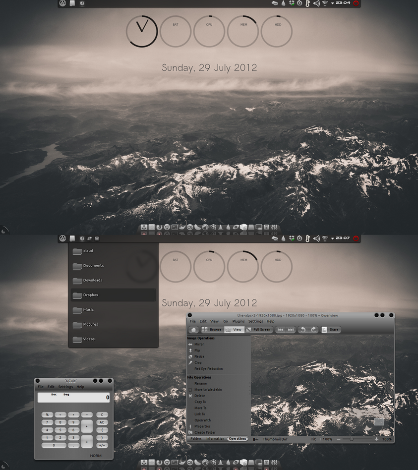 Alps KDE by miguelsanchez666