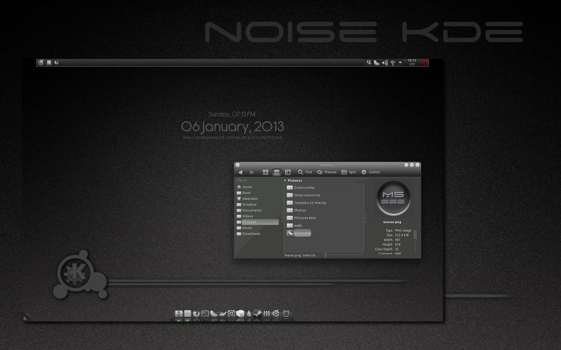 Noise KDE by miguelsanchez666