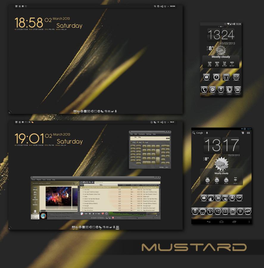 Mustard by miguelsanchez666