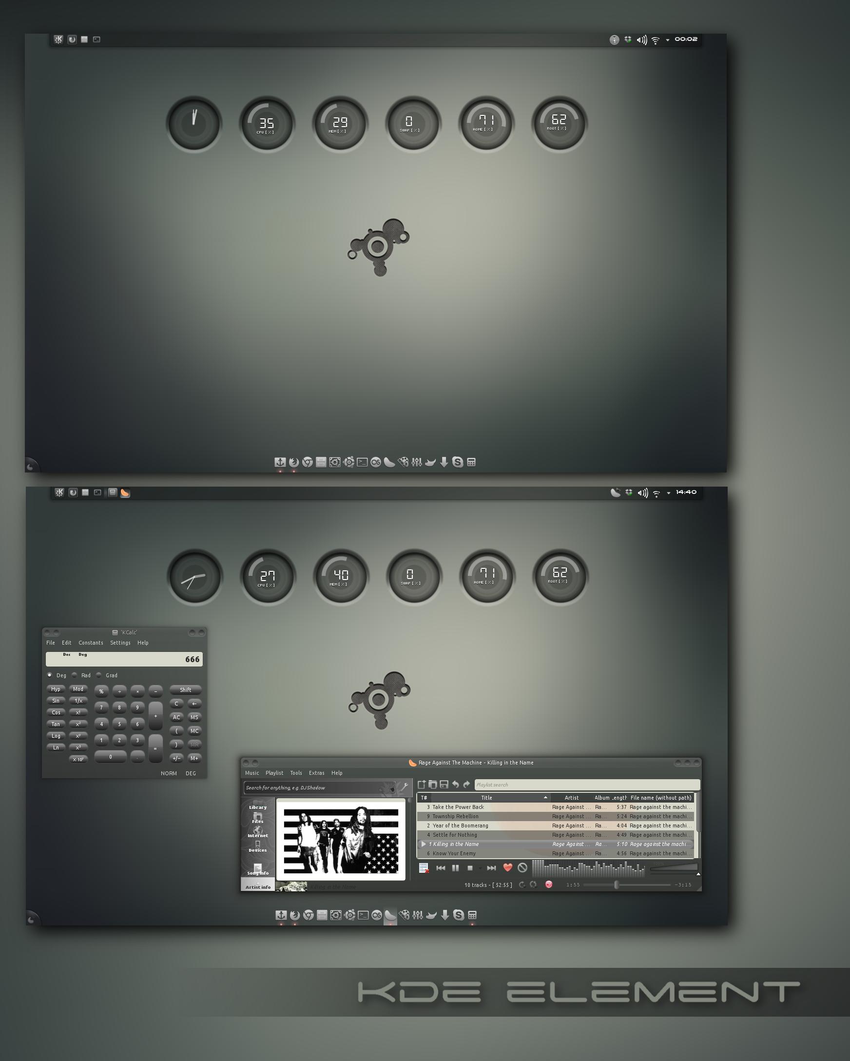 KDE Element by miguelsanchez666