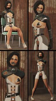 Julia - Institute Hostage