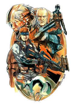 Metal Gear Solid Color