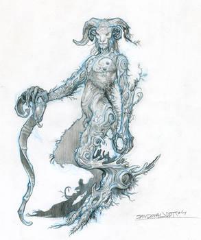 Pan's Labyrinth Original concept art