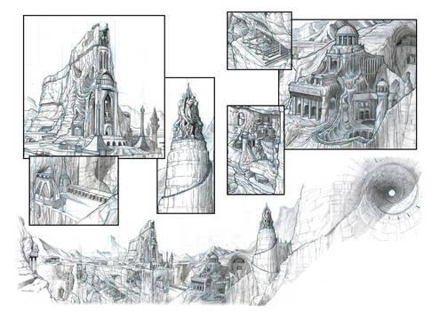 World of Pan's labyrinth Original design
