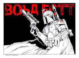 Boba Fett Commission