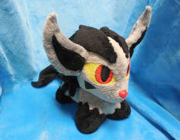 Mightyena Plush by SuperKawaiiStudios