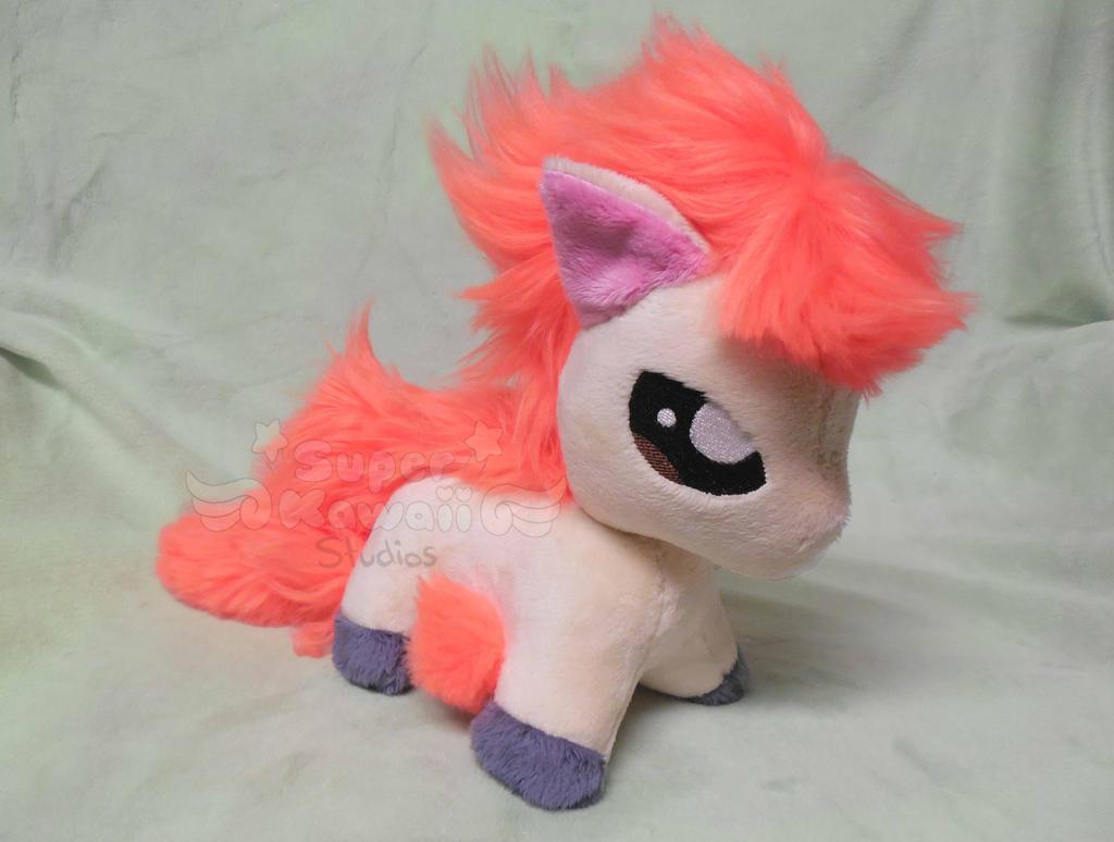 Ponyta Plush by SuperKawaiiStudios