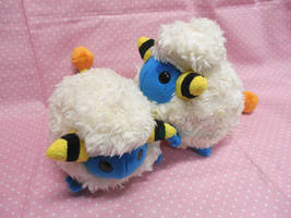 Mareep Plush by SuperKawaiiStudios
