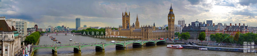 London Panorama by albrastej