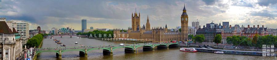 London Panorama by albrastej