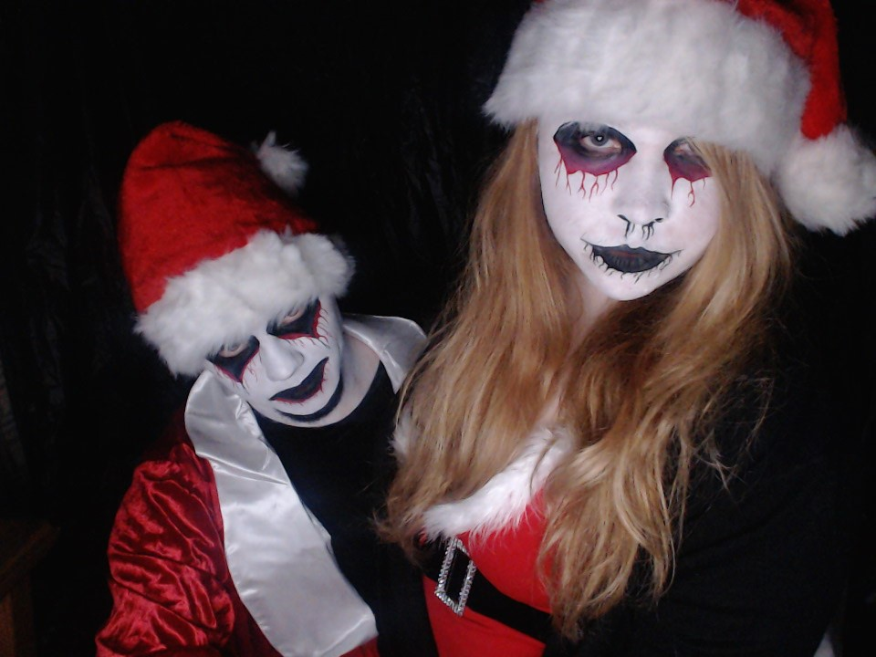 The Christmas Killers by Fearagen on DeviantArt