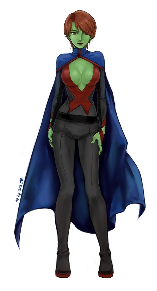 Image result for Miss Martian