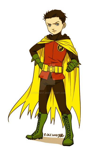 Robin by akensnest
