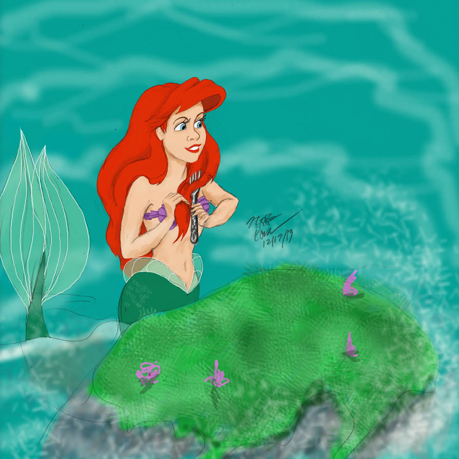 Ariel, from memory