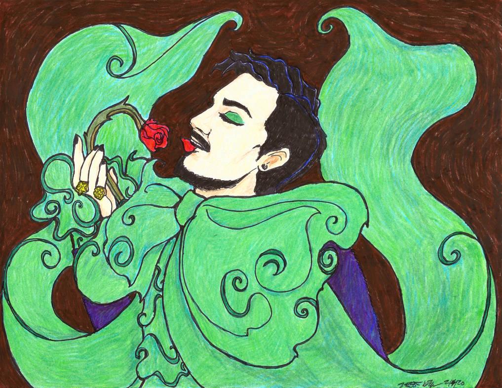 Everything's Coming Up Roses (Adam Lambert)