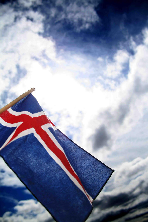 Icelandic pride by 600mg-ibufen