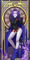 Teen Titans Raven