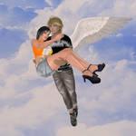 10/10 - Rei Hatsu and Matthew Stone by KoDraCan