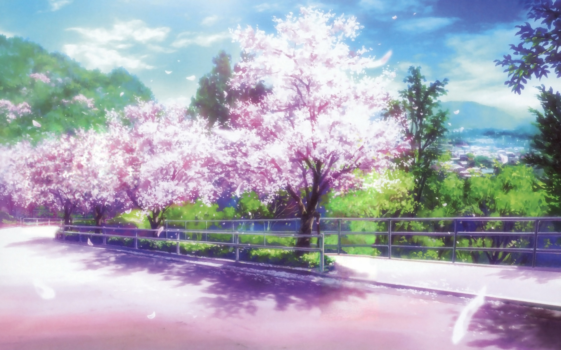 Top Wallpaper Night Cherry Blossom - clannad_cherry_road_clean_by_night_wolf23-d35hoy0  Pictures.jpg