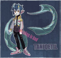 Scorpion tail lad OTA [OPEN] by taniqetil0149