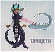 Chibi demon OTA [OPEN] by taniqetil0149