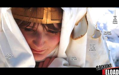 15. Silence - Son Goku by GoldenMochi